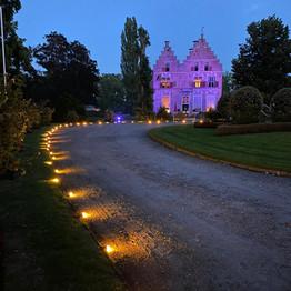 Voorplein Vosbergen lights