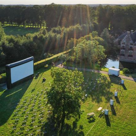 Vosbergen_Outdoor cinema