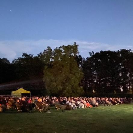 Landgoed Vosbergen outdoor cinema