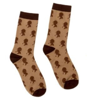 Sherlock Holmes Socks