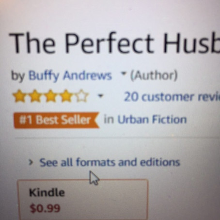 THE PERFECT HUSBAND hits No. 1