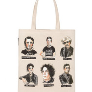 Punk Authors Tote