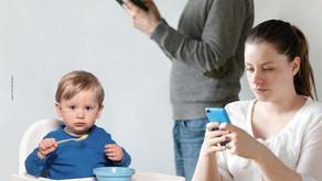 Technoférence, quand le numérique perturbe la relation parent-enfant