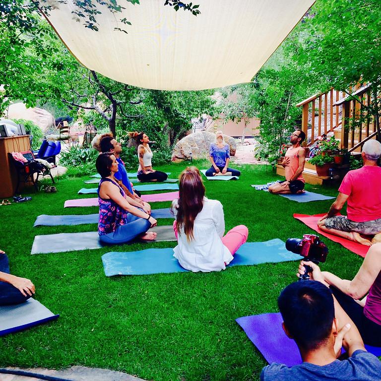 Arizona Adventure Yoga Teachers Training
