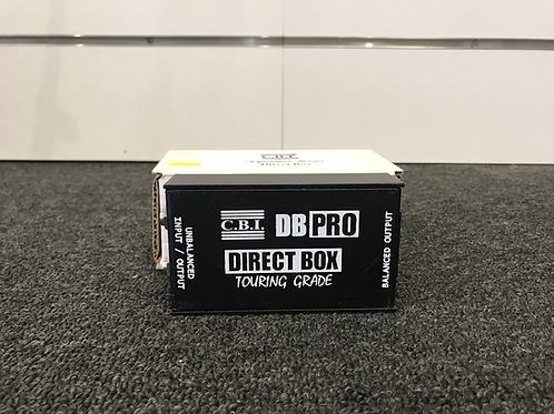 CBI DB Pro Direct Box