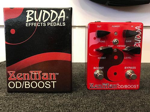 Budda Effects ZenMan OD/Boost