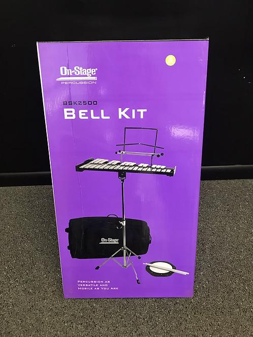 On-Stage BSK2500 Bell Kit
