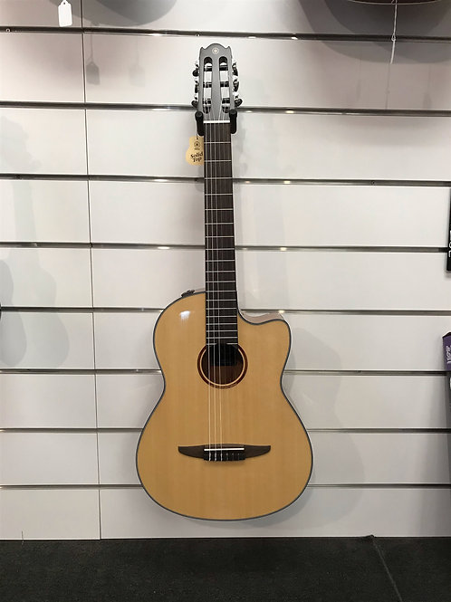 Yamaha NCX1 Electric/Acoustic Nylon String Guitar