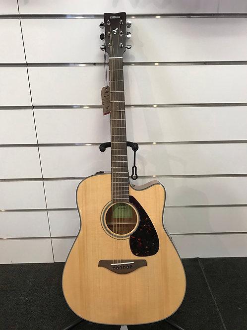 Yamaha FGX800C Electric/ Acoustic