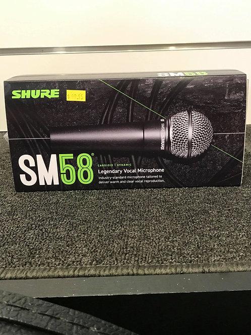 Shure SM-58