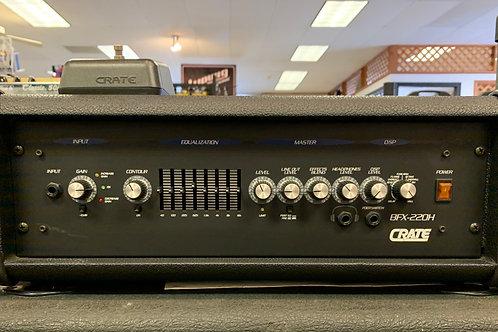 Crate BFX 220 Bass Head