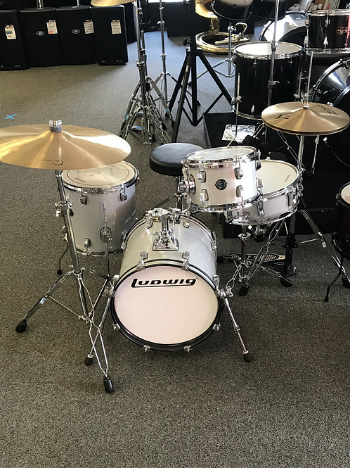 Ludwig Breakbeats by Questlove (White)
