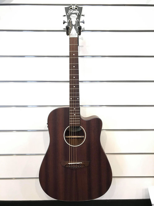 D'Angelico Premium Bowery LS Electric/Acoustic
