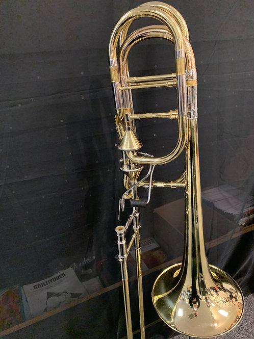 Getzen/Edwards Custom Bass Trombone