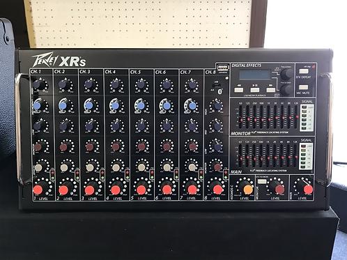 Peavey XR-s 1000W Powered Mixer
