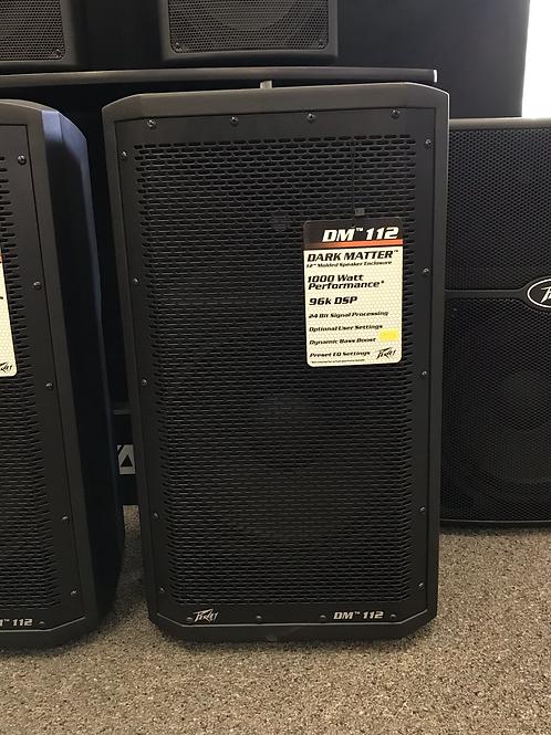 Peavey DM 112 Powered PA Speaker