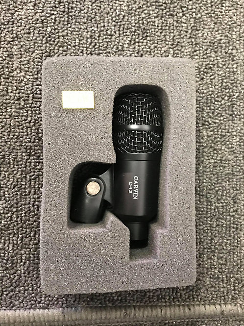Carvin D42 Microphone