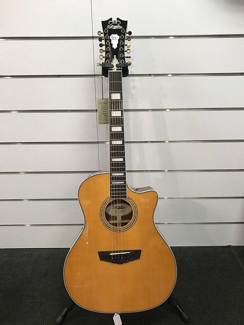 D'Angelico Premier Fulton 12-String Acoustic