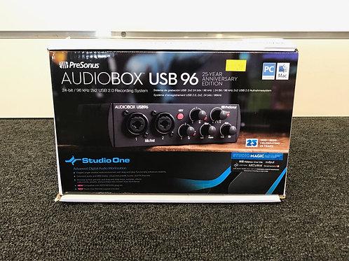 Presonus Audiobox USB 96 Interface
