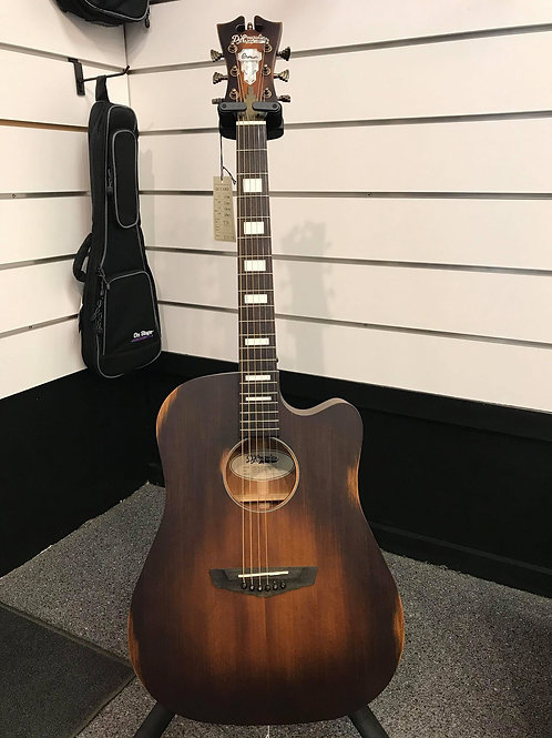 D'Angelico Premier Bowery Acoustic