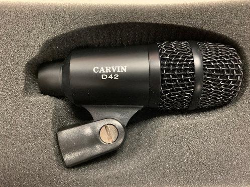 Carvin D42