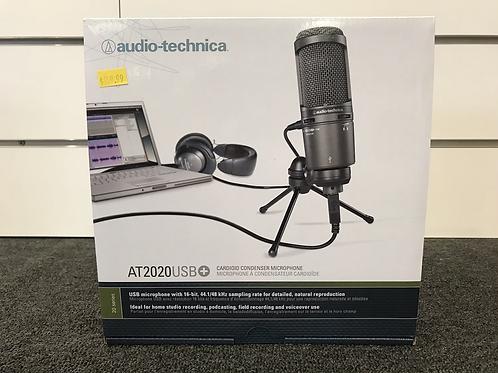 Audio-Technica AT2020USB+ Microphone