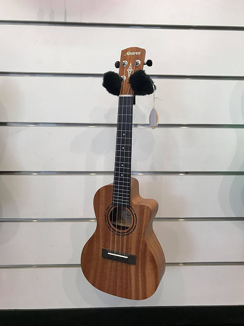 Alvarez RU22CCE Electric/Acoustic Concert Uke