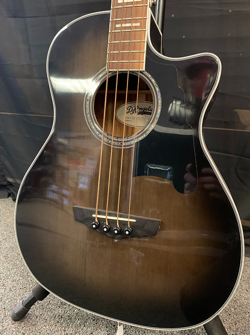 D'angelico Acoustic Bass