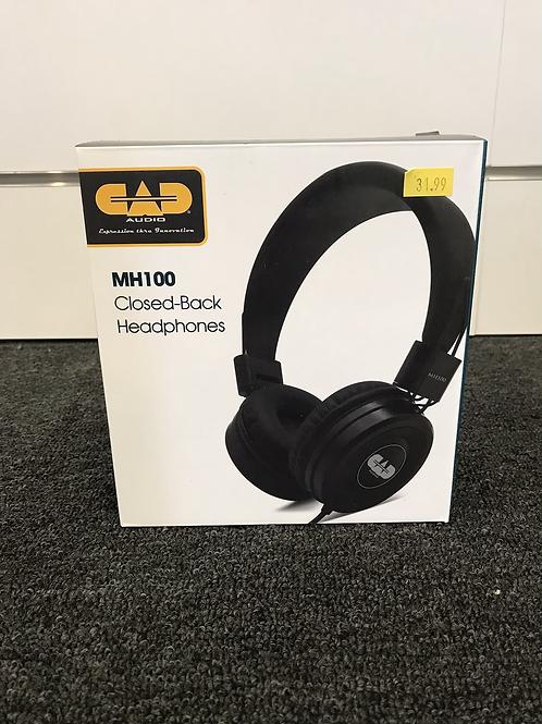 Cad Audio MH100 Closed Back Headphones