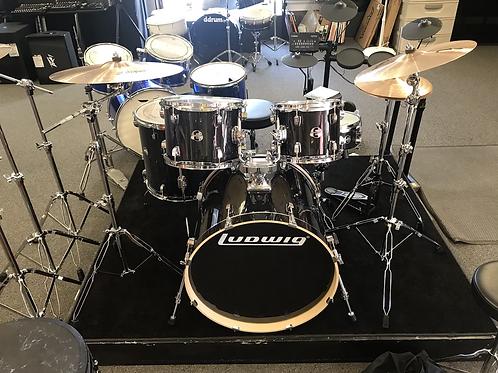 Ludwig 5pc Drum Kit