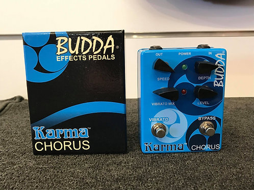 Budda Effects Karma Chorus