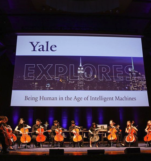 Yale Explores NYC