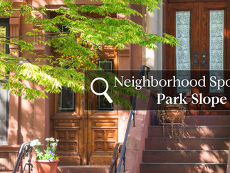 Neighborhood Spotlight: Park Slope