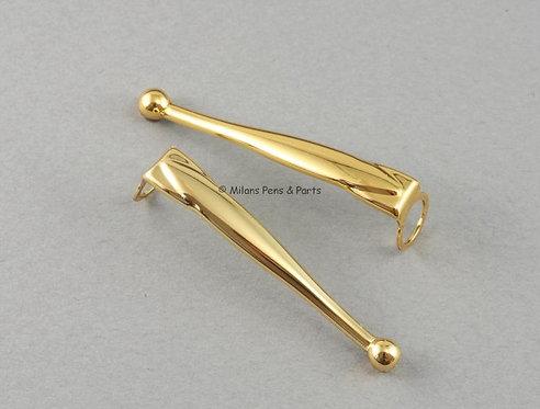 Fancy Clip Gold