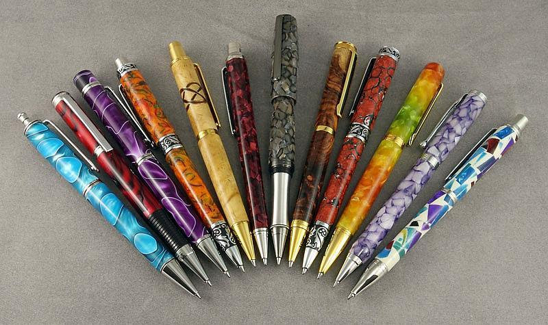 Custom Made Pens