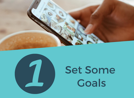 Social Media Tips: Set Some Goals