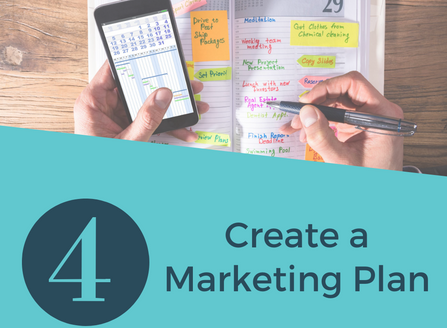 Social Media Tip: Create a Marketing Plan