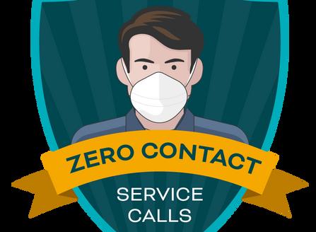 Special Announcement Regarding No Contact Service