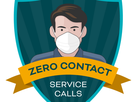 Special Announcement Regarding No Contact Service