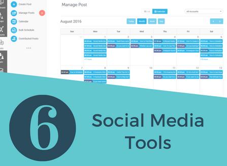 Social Media Tip: Social Media Tools