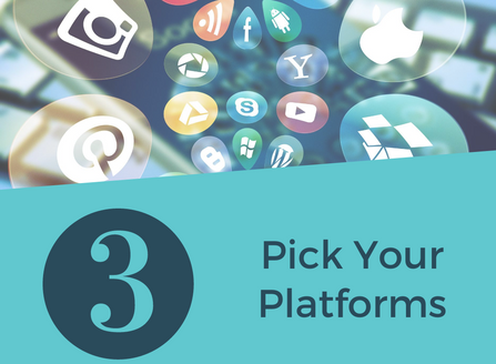 Social Media Tip: Pick Your Platforms