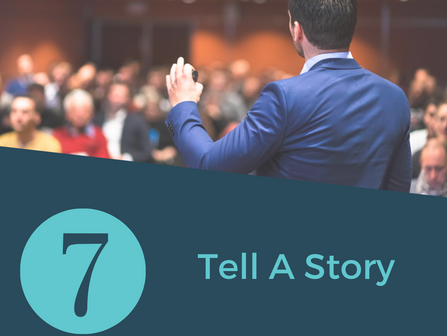 Social Tip - Tell A Story