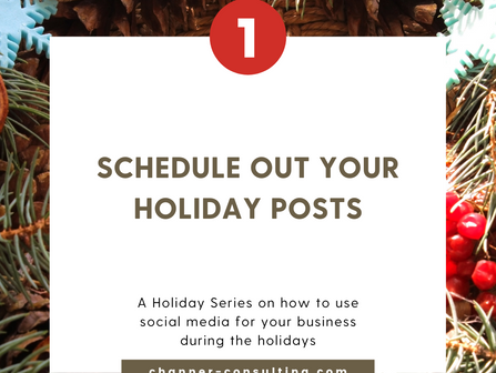 15 Tips for a Success Holiday Social Media Campaign