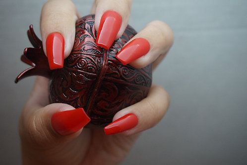 Glossy Red