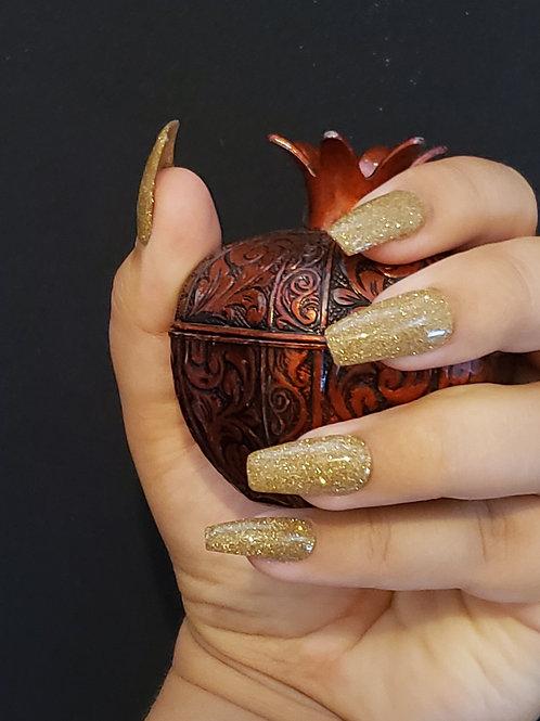 Gold Metal, Glitter