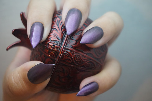Metallic Purple