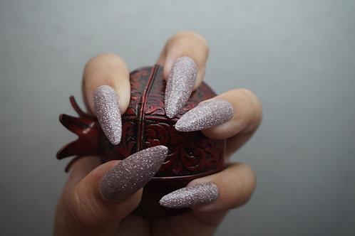 Light Lilac Glitter