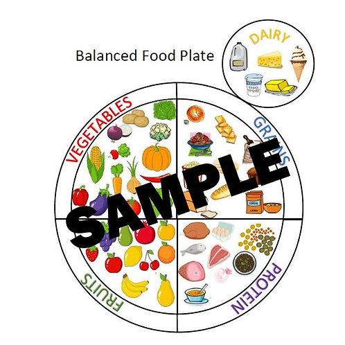 Food Group Chart