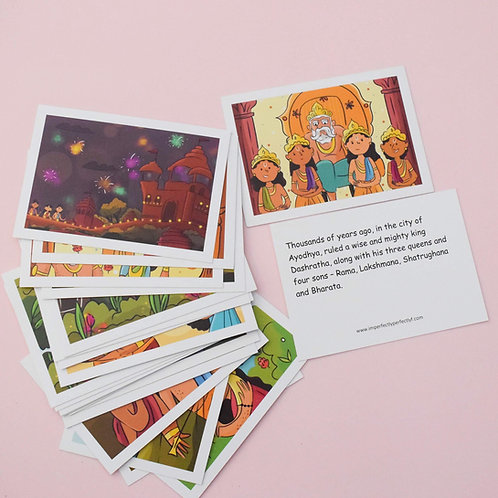 Diwali Story Cards