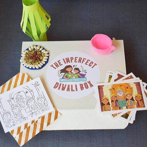 The Imperfect Diwali Box